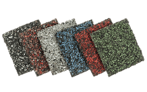 Colored Shingle