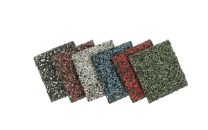 Different Color Shingle