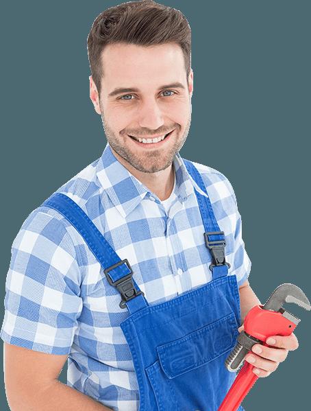Man Handing Wrench