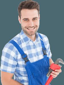Plumber Handing Wrench